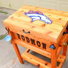 DC Custom Ice Chest - Woodworking Project by Coby Mills