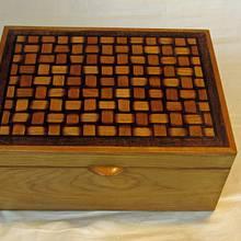 Basket Weave Box - Woodworking Project by Woodbridge