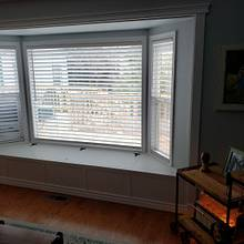 Bay window remodel - Woodworking Project by Justin