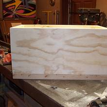 Wood verses particle board  - Woodworking Project by Wheaties  -  Bruce A Wheatcroft   ( BAW Woodworking)