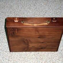 Black Walnut Briefcase - Woodworking Project by JayKayPur