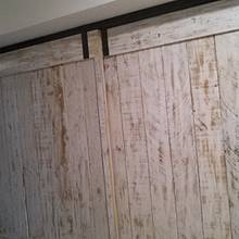 Closet doors - Woodworking Project by Wes Louwagie