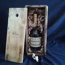 Hennessey Cognac Box - Woodworking Project by Jeff Vandenberg
