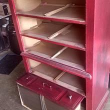 Hidden gun cabinet - Woodworking Project by Maderhausen