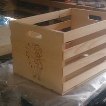 Pine Crate - Woodworking Project by Chris Tasa