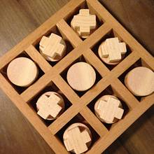 Tic Tac Toe game - Woodworking Project by David A Sylvester