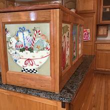 Birthday chest - Woodworking Project by Bill