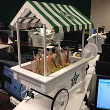 Candy Cart - Woodworking Project by Jchon Paradise