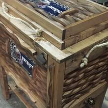 Cooler Box Sport Edition  - Woodworking Project by James