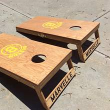Cornhole Game - Woodworking Project by Dorald