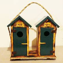 Bird House - Woodworking Project by Michael De Petro