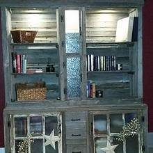 Barnwood cabinet - Woodworking Project by James