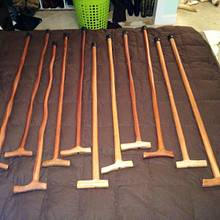 Walking canes - Woodworking Project by GreenwoodRuss