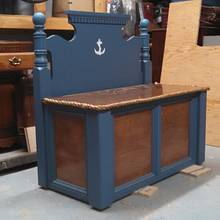 Boat Bench - Woodworking Project by Thrifty