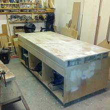 Assembly station... - Woodworking Project by Renners