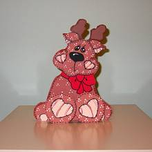 Reindeer - Woodworking Project by Darlene