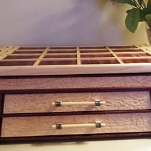 JAPANESE STYLE INSPIRED JEWLERY BOX - Woodworking Project by kiefer