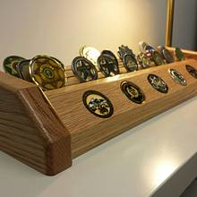 Challenge Coin Display - Woodworking Project by Tim