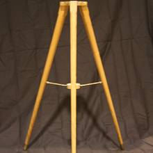 Tripod - Woodworking Project by Railway Junk Creations