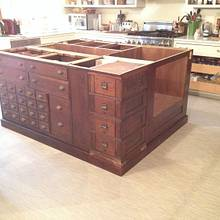 Kitchen island - Woodworking Project by Jared Seaver