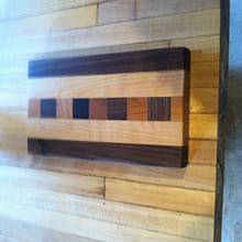 Small cutting board - Woodworking Project by Vettekidd97