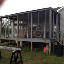 Deck Renovation  - Woodworking Project by Dusty1