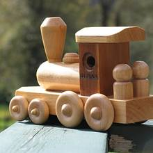 Locomotive - Woodworking Project by Railway Junk Creations