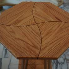 Octagonal Table - Woodworking Project by lanwater