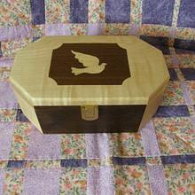 Dove  - Woodworking Project by MontanaBob