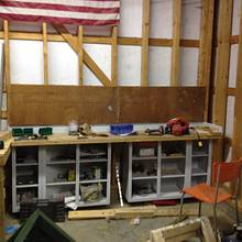 Work bench/station. - Woodworking Project by AJamael