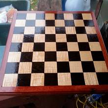 Chess Board - Woodworking Project by Will