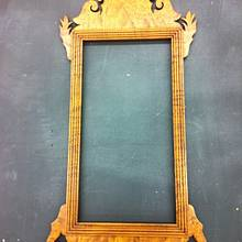 Chippendale mirror - Woodworking Project by Les Hastings
