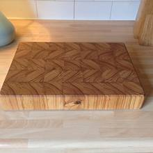 Olive ash chopping board - Woodworking Project by iGotWood