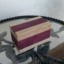 Jewerly Box - Woodworking Project by Andy