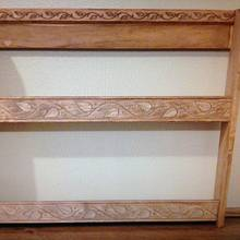 Spice rack for my daughter - Woodworking Project by SmittyE
