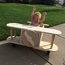 Plane - Woodworking Project by TonyCan