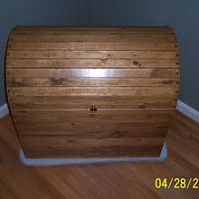 Simple Wooden Trunk - Woodworking Project by Galvipa