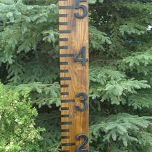 BIG RULER  - Woodworking Project by kiefer