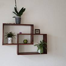 Shelf unit. - Woodworking Project by Madts