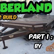Log trailer - Woodworking Project by Carvings by Levi