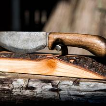 Knife Display - Woodworking Project by Railway Junk Creations