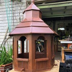 Bird feeder - Woodworking Project by Angelo