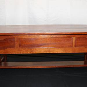 Greene & Greene inspired coffee table - Woodworking Project by David E.