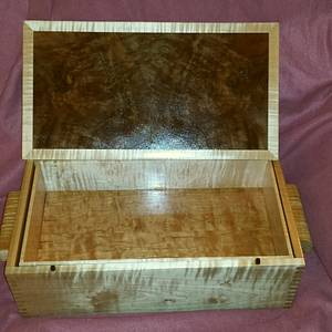 Treasure box - Woodworking Project by Mark Michaels