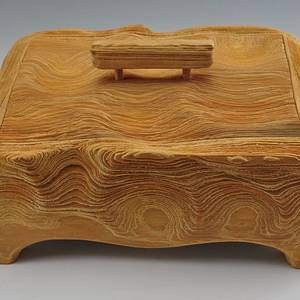 Louisiana Sinker Cypress Box Collection - Woodworking Project by Greg