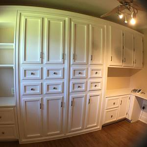Murphy Bed/Home office - Woodworking Project by Angelo