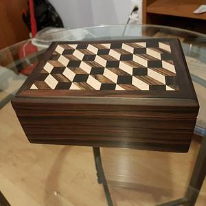 Wedding Present  - Woodworking Project by Mitch Breault