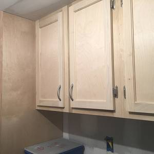 Cabinets  - Woodworking Project by David A Sylvester