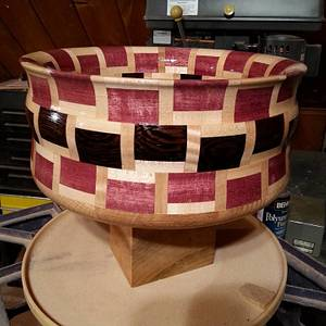 Bowl - Woodworking Project by Will
