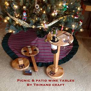 Just in time for Christmas  - Woodworking Project by Narinder Jugdev
